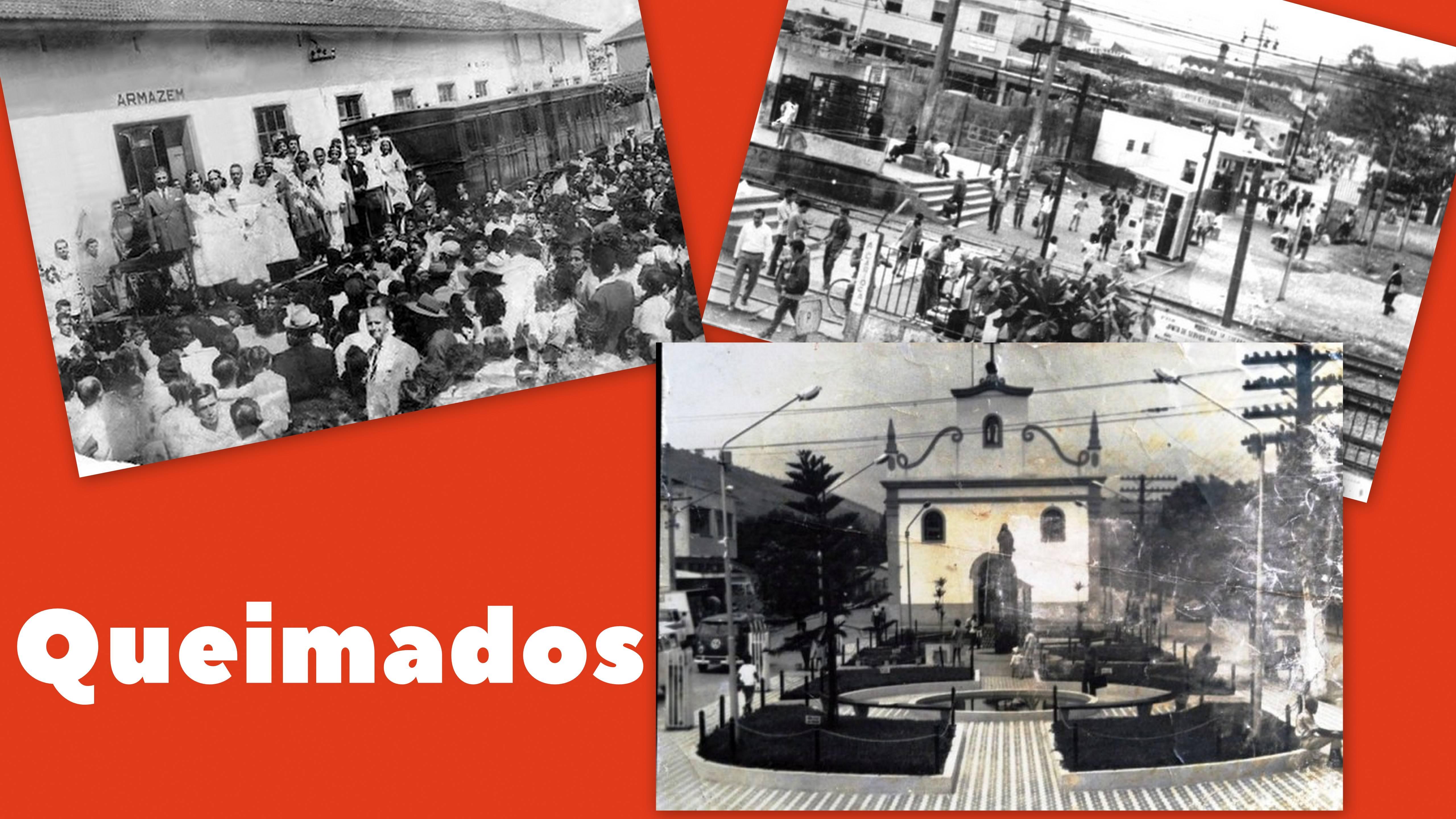 Fotos: Prefeitura de Queimados; Vasco Giacometti (acervo de Wagner Langer)
