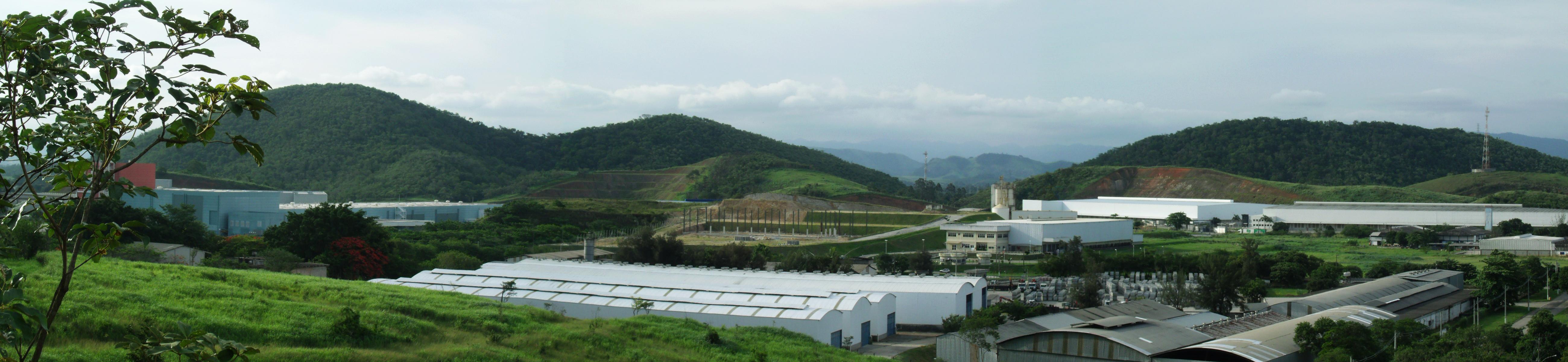 Distrito Industrial de Queimados. Foto: Douglas Mota/BaixadaZine